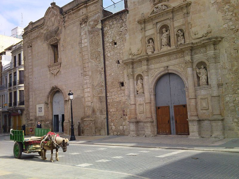 Archivo:Plaça major d'Algemesí.jpg