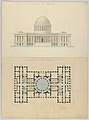 Plan by T. Cole, Esq. for the Capitol of Ohio MET DP854636.jpg