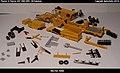 Plasser & Theurer USP 2000 SWS DB Bahnbau Kibri 16060 Modelismo Ferroviario Model Trains Modelleisenbahn modelisme ferroviaire ferromodelismo (9462395152).jpg