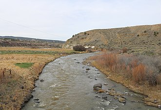 Plateau Creek (Colorado) - Plateau Creek