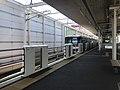 Platform of Kyudai-Gakkentoshi Station 10.jpg