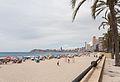 Playa de Poniente, Benidorm, España, 2014-07-02, DD 26.JPG