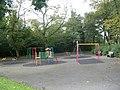 Playground - Akroyd Park - geograph.org.uk - 1523150.jpg