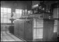 Pneumatic signalling apparatus at the south signal box at Dunedin. ATLIB 289911.png