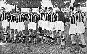 Pogoń Lwów (1904) - Pogoń Lwów in 1936