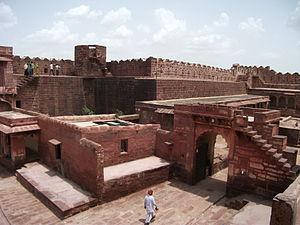 Pokhran - Pokhran Fort