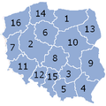 Polish Voivodeships numbered 1-16.PNG