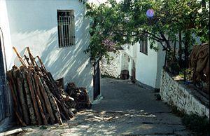 Muslim minority of Greece - Pomak village in Xanthi regional unit.