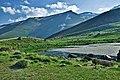 Pond in sabalan mountains آبگیر در ارتفاعات سبلان - panoramio.jpg
