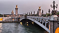 Pont Alexandre III, Paris July 2013.jpg