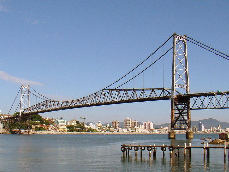 Ponte Hercílio Luz Florianopolis-edit