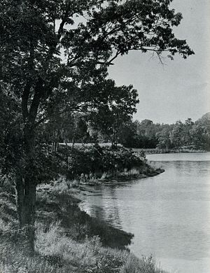 History of Popes Creek (Virginia) - Image: Popes creek