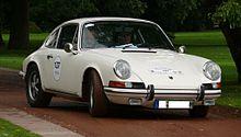 Una Porsche 911 T Coupé