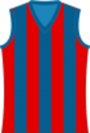 Bendigo Football League - Image: Port Melbourne Football Guernsey