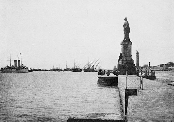 Port Said Suez Canal