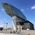 Porthouse Antwerpen designed by Zaha Hadid.jpg