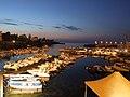 Porto turistico di Ognina Catania - Gommoni e Barche - Creative Commons by gnuckx - panoramio (47).jpg