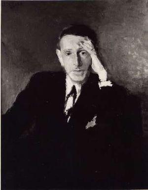Lucien Daudet - Lucien Daudet in 1943