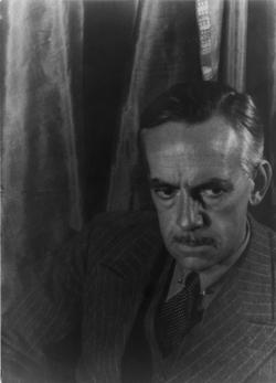Юджийн О'Нийл през 1933 г.