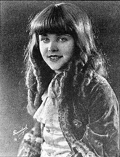 Peggy Cartwright Canadian silent film actress
