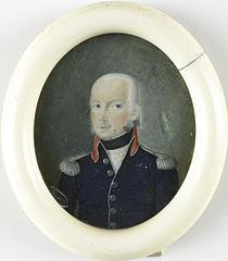 Portret van een man uit de familie Bentinck