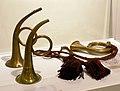 Post horns (PTT Museum, Belgrade, Serbia).jpg