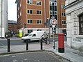 Postbox at the top of St Paul's Road - geograph.org.uk - 986838.jpg
