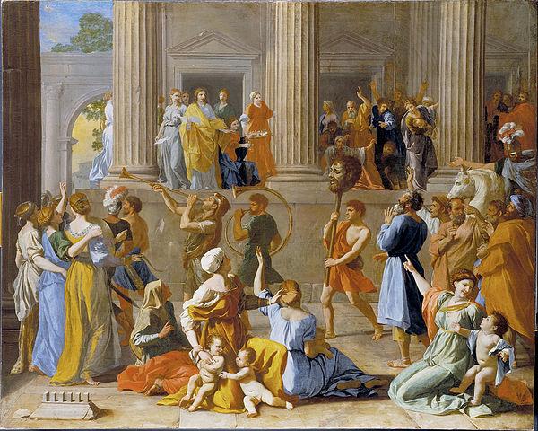 File Poussin Nicolas The Triumph Of David Google Art