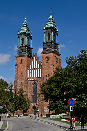 Poznań Cathedral - The Archcathedral Basilica of St. Peter and St. Paul