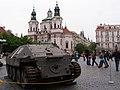 Praha, Staré Město, 65 let od války, tank 03.jpg