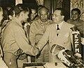 President Quirino and Luis Taruc.jpg