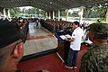 President Rodrigo Duterte boosts the morale of scout rangers during his visit to Camp Tecson.jpg