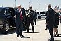 President Trump Arrives in AZ (49863525941).jpg