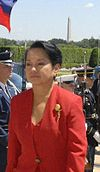 President arroyo with robert gates.jpg