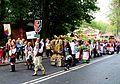 Presidential Harvest Festival in Spała 2014, parade, 3.JPG