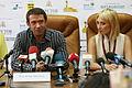 Press-conference of Vladimir Mashkov and Alexei Uchitel - Odessa International Film Festival - 17 July 2010 - 2 - Vladimir Mashkov.jpg