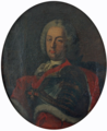 Presumed portrait of Francis I, Holy Roman Emperor, oval, pair.png