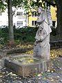 Preysingplatz Ziegelbrennerbrunnen Hans Osel 1978 Muenchen-2.jpg