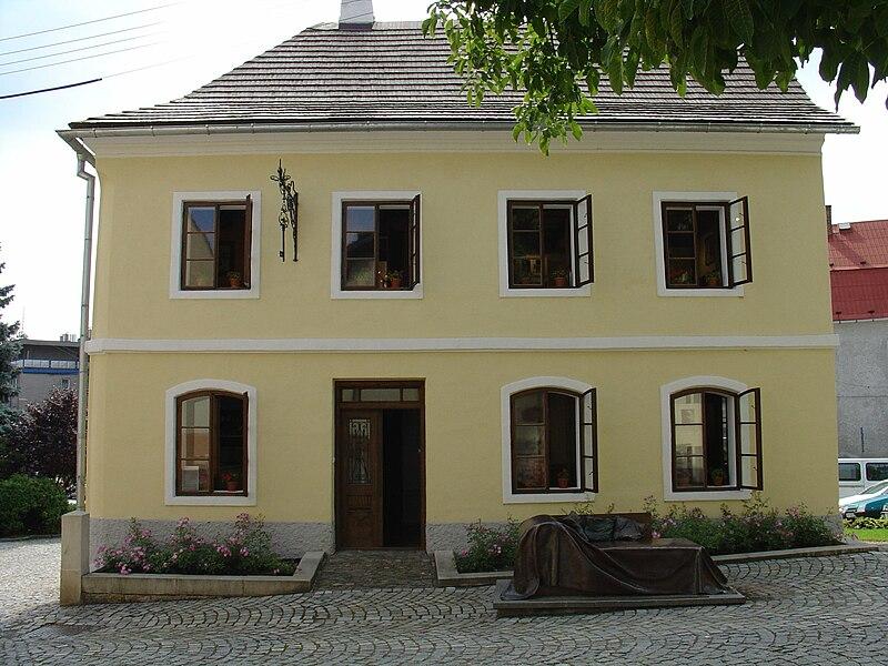 Pribor - Birthplace of Sigmund Freud.jpg
