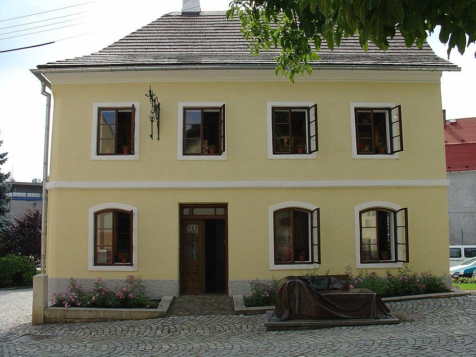 Pribor - Birthplace of Sigmund Freud