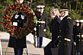Prime Minister of the United Kingdom Theresa May visits Arlington National Cemetery (32515918106).jpg