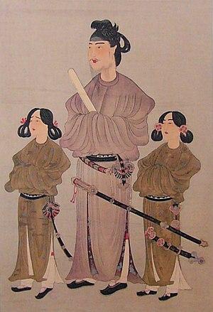 Prince Shōtoku - Image: Prince Shotoku