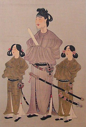 History of Japan - Prince Shōtoku