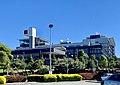 Princess Alexandra Hospital with hospital helipad, Brisbane.jpg