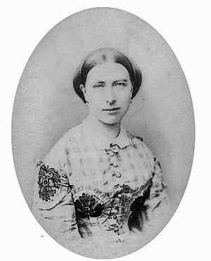 Princess Anna of Hesse and by Rhine - Image: Princess Anna of Hesse and by Rhine, Grand Duchess of Mecklenburg Schwerin