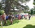 Priory Park - Elgar's 150th Birthday Party - geograph.org.uk - 453117.jpg