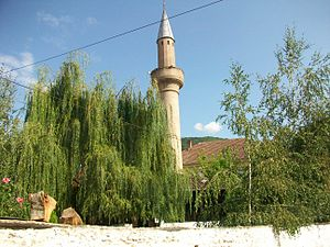 Timeline of Kosovo history - Mosque of Muderis Ali Efendi
