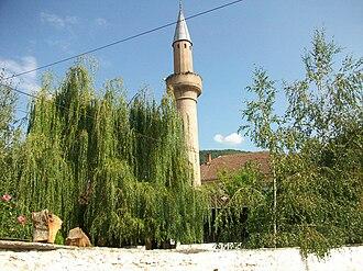 Timeline of Kosovo history - Mosque of Muderis Ali Efendi
