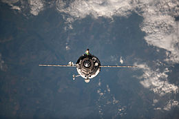 Progress M-15M approaches the International Space Station.jpg