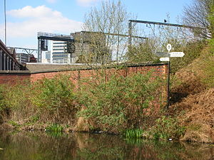 Digbeth Branch Canal - Proof House Junction